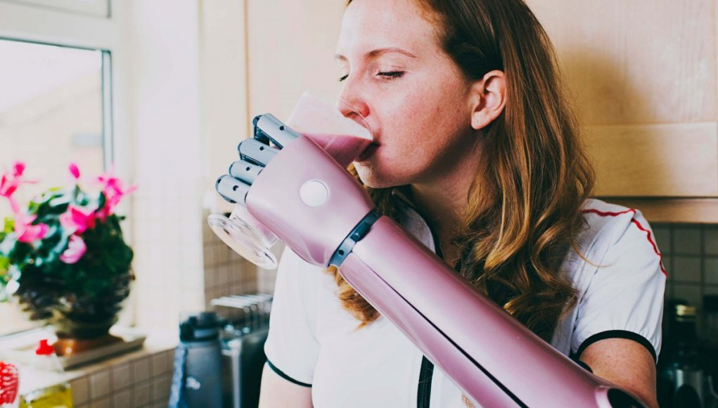Image result for 3d printed bionic arm