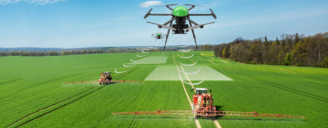 Research Questions Accuracy Of Drone Data In Agriculture