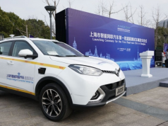 alibaba sets sights on level 4 driverless vehicle autonomy