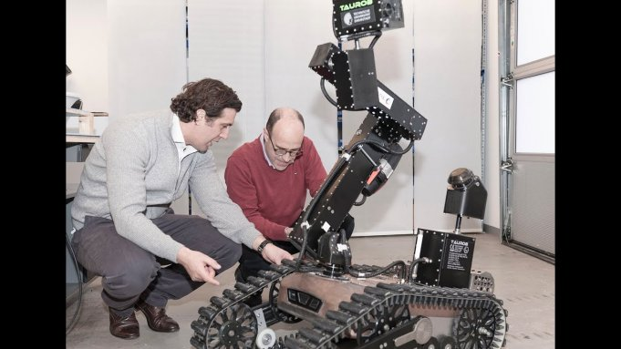 total oil and gas to use autonomous robot in north sea