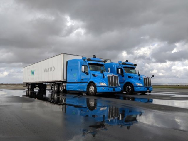 waymo plots a path forwards with moves in on-demand rides and logistics