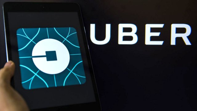 Uber ceo says company on track for ipo