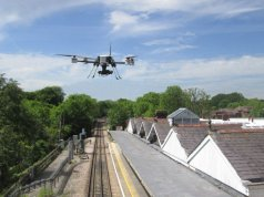 tfl contractor wins bid to use drones across london underground network