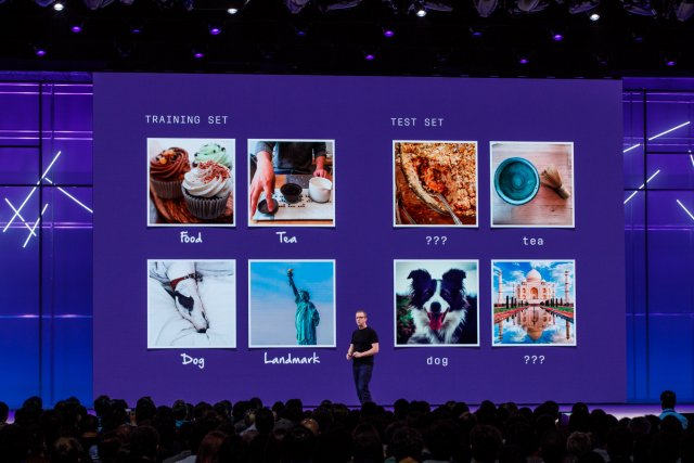 facebook ai image recognition training