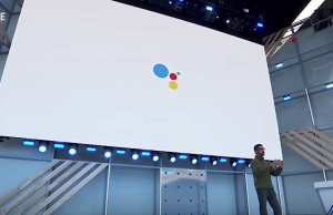 google duplex, showcased at google I/O