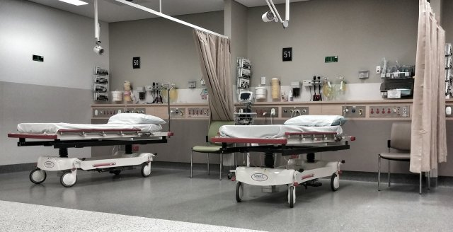 Scottish NHS hospital monitors medical beds with IoT