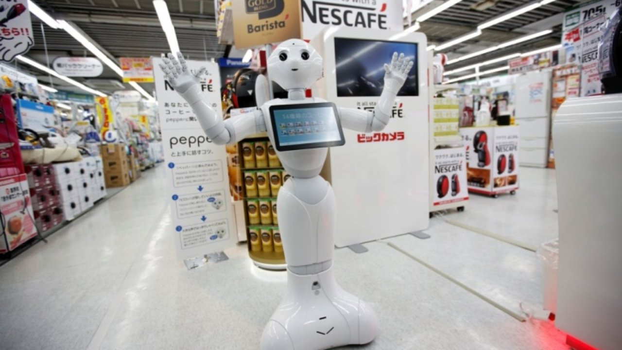 Softbank Pepper Robot Astonishingly Insecure Potential Cyber Weapon Internet Of Business