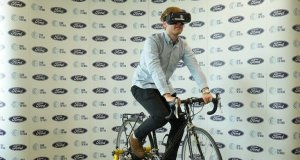 ford uses empathy and virtual reality (vr) to protect cyclists and keep roads safe