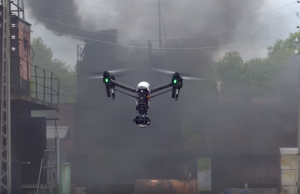 dji and axon partner for connected law enforcement