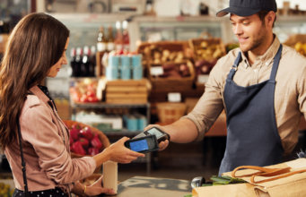 More payment options for shoppers as NFC-enabled POS terminals take off