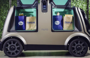 Kroger to use driverless cars for grocery deliveries