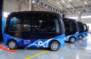 baidu and mobileye from intel partner for autonomous vehicle safety