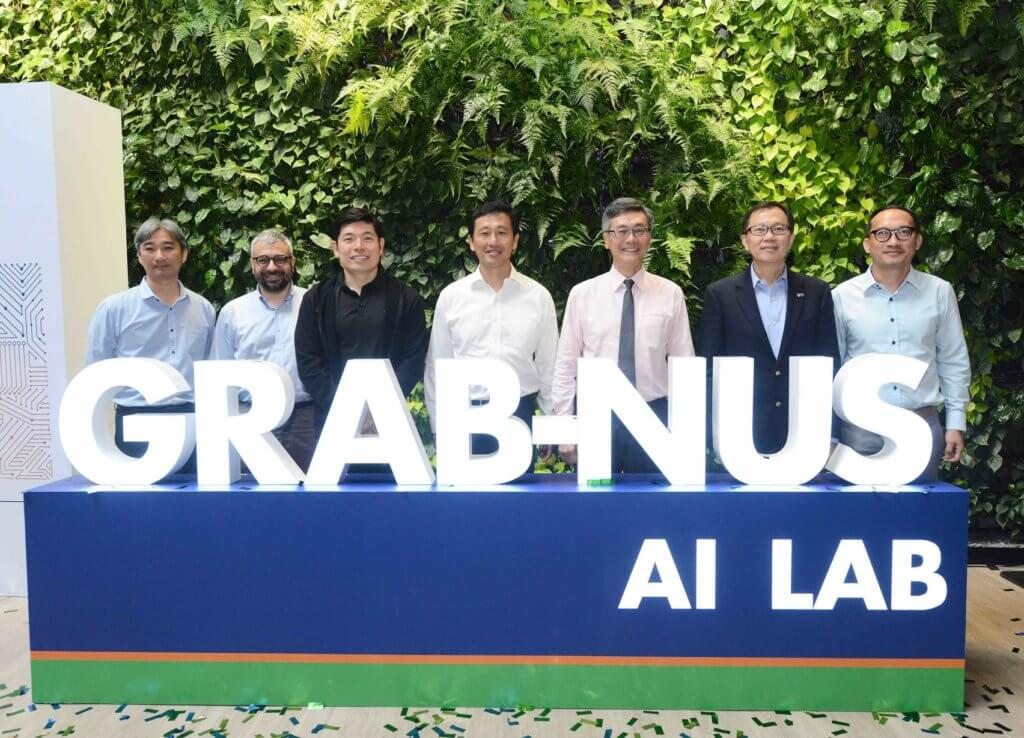 nus and grab open AI research lab