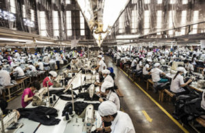 manufacturing jobs at risk from automation - slavery and labour abuses may follow