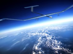 airbus Zephyr High Altitude Psuedo-Satellite