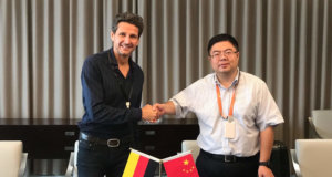alibaba cloud and infineon sign iot MoU