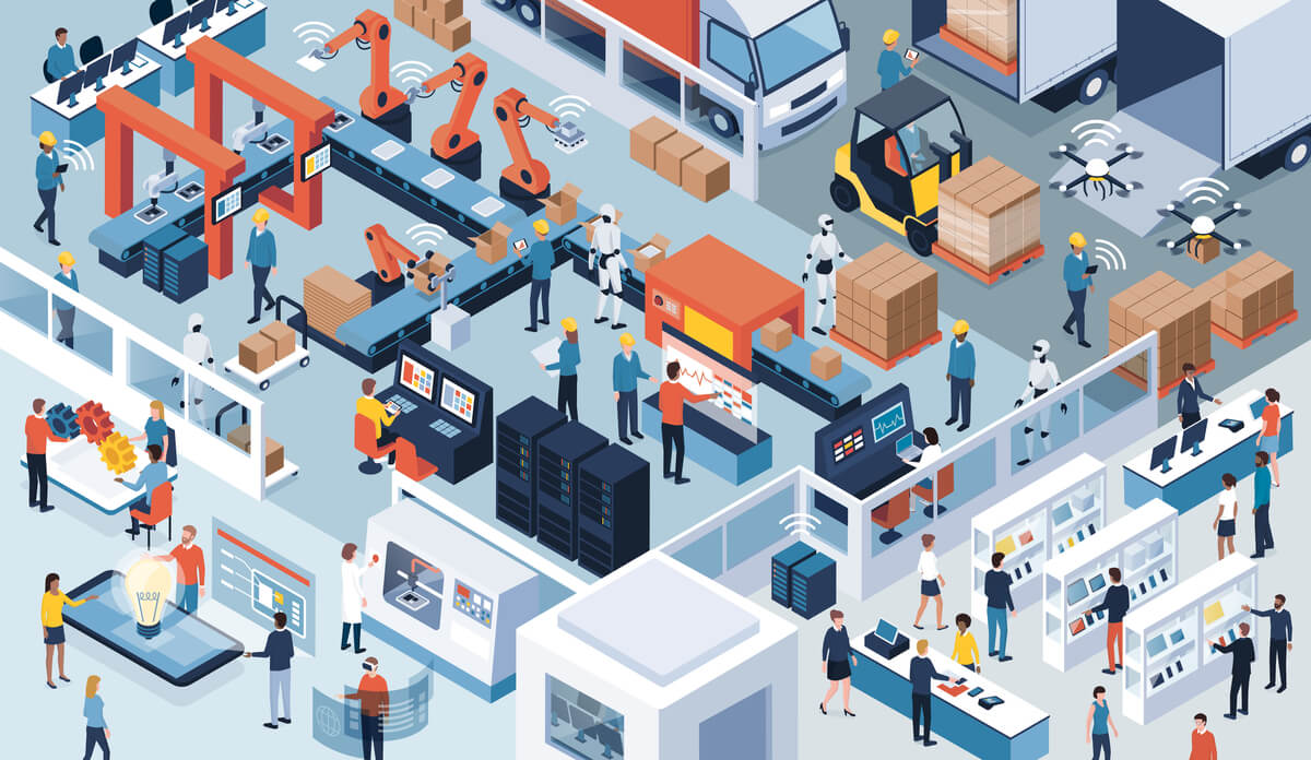 Five Ways The Internet Of Things Is Transforming Businesses Today Internet Of Business