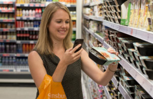 Sainsburys SmartShop scan pay go trial