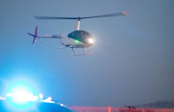 Skyryse to test autonomous passenger drone technology to support first responders in Tracy, California.