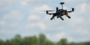 intel use open drone ID in public trial
