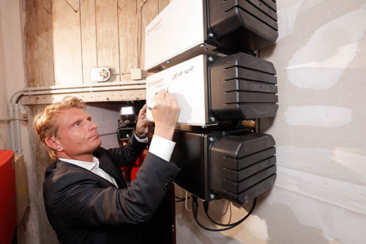 germany solar power industry - 100,000 battery storage units and counting