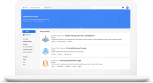 google launch kubeflow pipelines and ai hub and