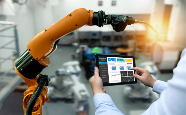 AT&T industrial IoT