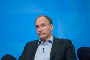 Sir Tim Berners-Lee case for the web
